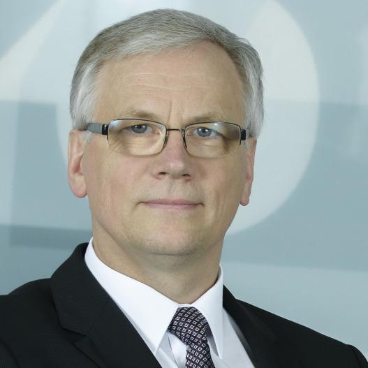 Rimantas Šadžius, Member of the European Court of Auditors.